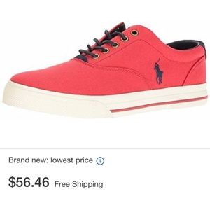 Polo by Ralph Lauren Vaughn Mens Shoes